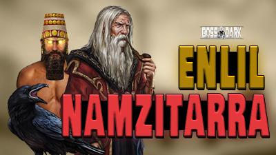 Enlil y Namzitarra